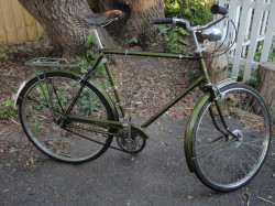 1972 Raleigh Superbe For Sale